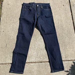 Dark Wash Levis Jeans